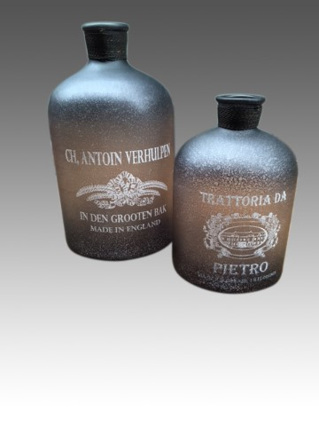 glas olielamp bol